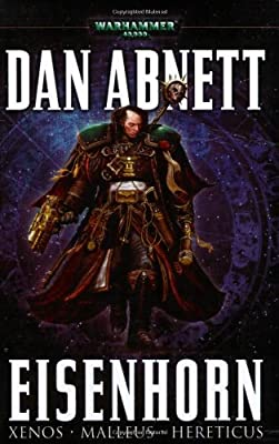 BOOK REVIEW: Eisenhorn by Dan Abnett