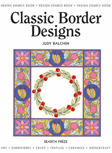 Classic Border Designs (Design Source Books) (Bk.20)