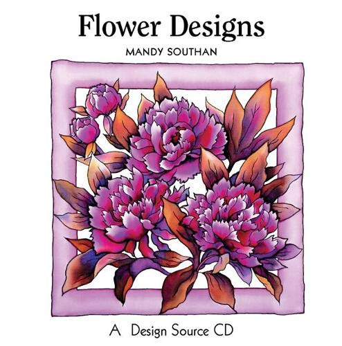 Flower Designs: A Design Source CD (Design Source Books (CDROM))