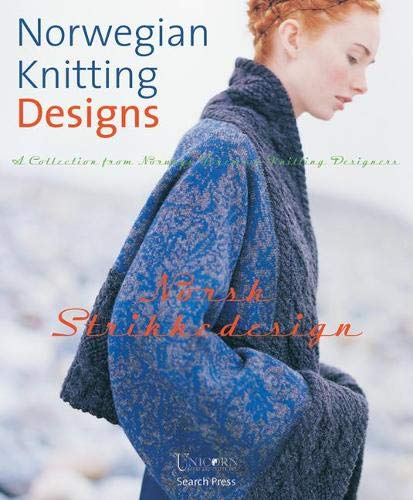 Norwegian Knitting Designs. Mary Jane Mucklestone