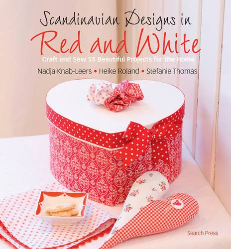 Scandinavian Designs in Red & White