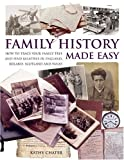 This site provides an extensive alphabetical list by topic of books about Genealogy, Ancestors, Family History, Family Trees, Names, and some local histories and other titles of interest to genealogists, compiled by a librarian, that are currently available.