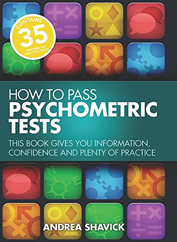 HOW TO PASS PSYCHOMETRIC TESTS, 3ED(*)