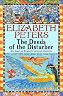 Book Cover: The Deeds of the Disturber by Elizabeth Peters
