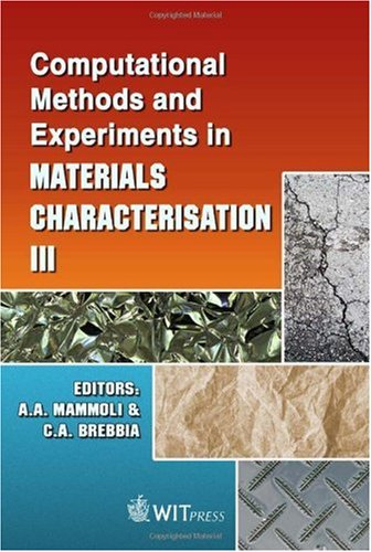pdf  computational methods and experiments in materials characterisation iii free ebooks Composite Solutions Auburn Composite Companies in Washington State