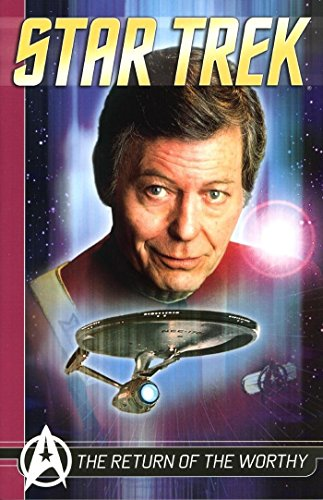 Star Trek Comics Classics: The Return Of The Worthy (Star Trek (Titan Books)), David, Peter; Mumy, Bill; Straczynski, Michael J.; Weinstein, Howard