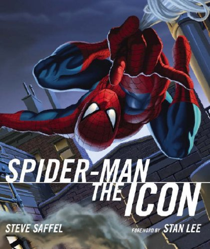 Spider-Man: The Icon Cover
