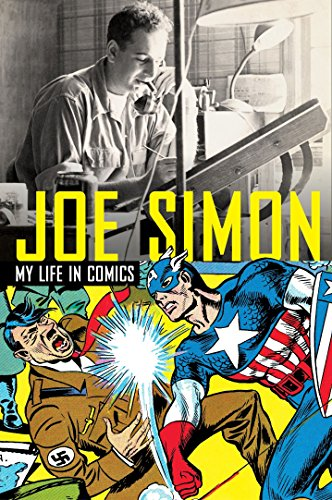 Joe Simon: My Life in Comics cover