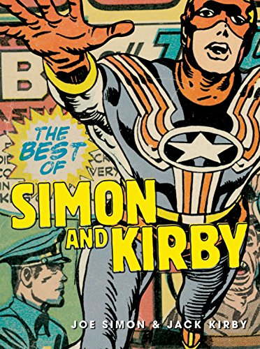 The Best of Simon and Kirby cover