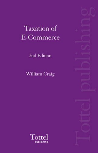 Taxation of E-commerce