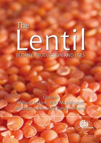 PDF The Lentil Botany Production and Uses