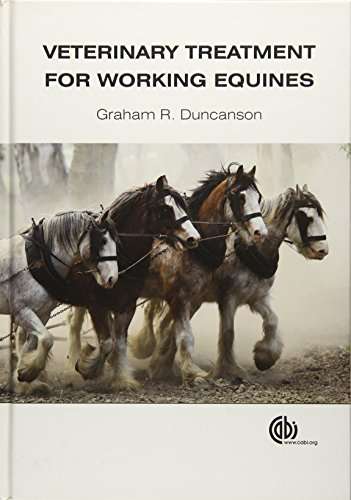 VETERINARY TREATMENT FOR WORKING EQUINES (HB)