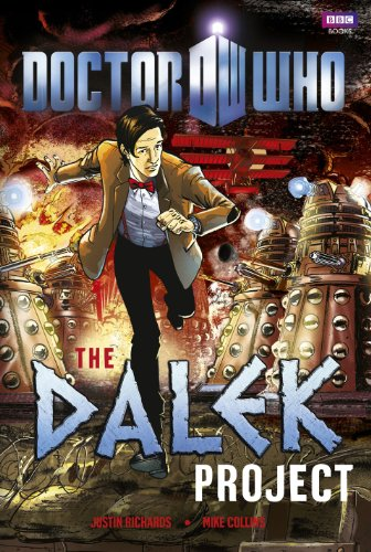 Doctor Who: The Dalek Project cover