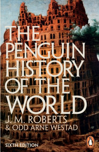 The Penguin History of the World: Sixth Edition Book Cover Picture