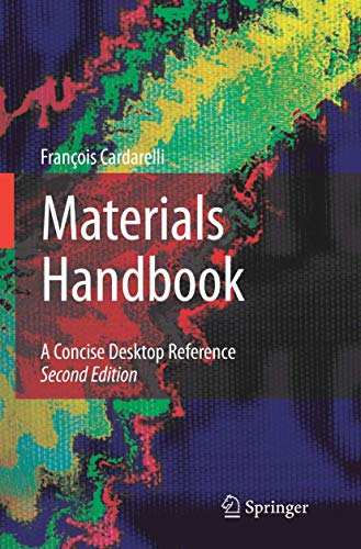Materials handbook [electronic resource] : a concise desktop reference