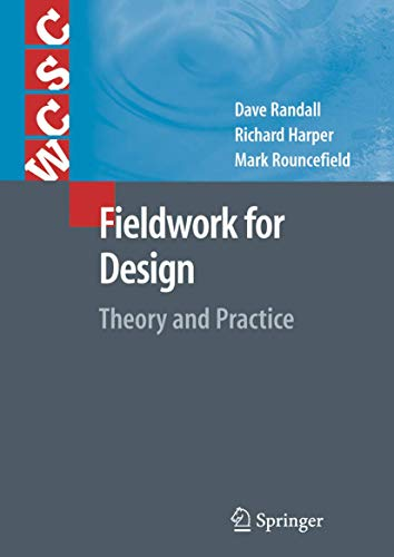 PDF Fieldwork for Design Theory and Practice Computer Supported Cooperative Work