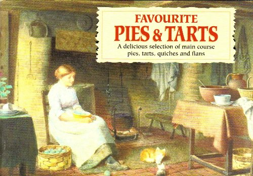 J. Salmon Favourite Pie & Tart Recipe Book