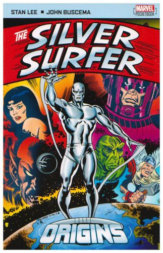 Silver Surfer: Origins Cover