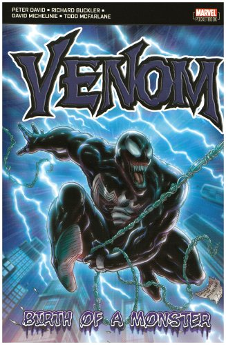 Venom: Birth Of A Monster Cover