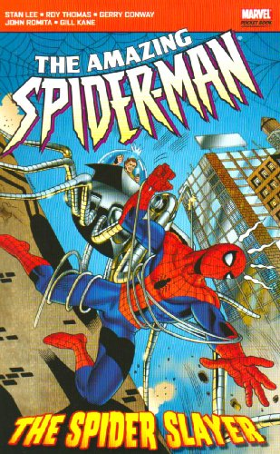 Amazing Spider-Man: The Spider Slayer Cover