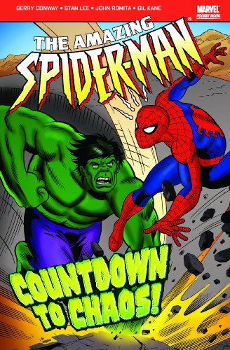Amazing Spider-Man: Countdown To Chaos! Cover