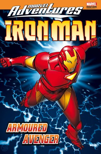 Iron Man: Armoured Avenger Cover