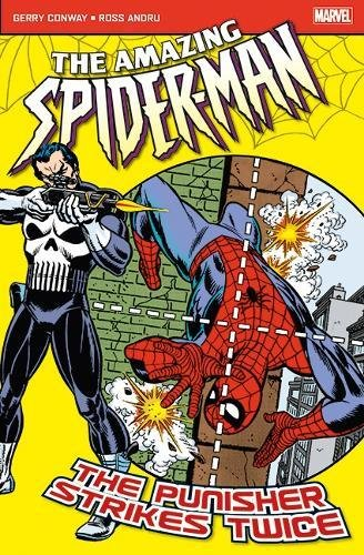 Amazing Spider-Man: The Punisher Strikes Twice Cover