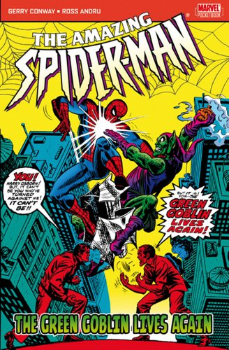 Amazing Spider-Man: The Green Goblin Lives Again Cover