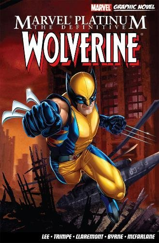 Marvel Platinum: The Definitive Wolverine Cover