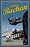 The Three Hostages (1924) (Book) written by John Buchan