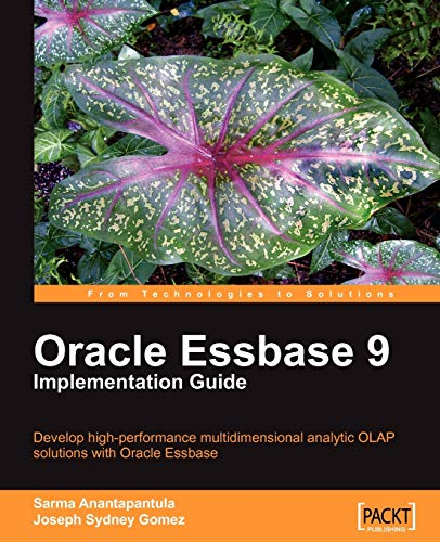 PDF Oracle Essbase 9 Implementation Guide