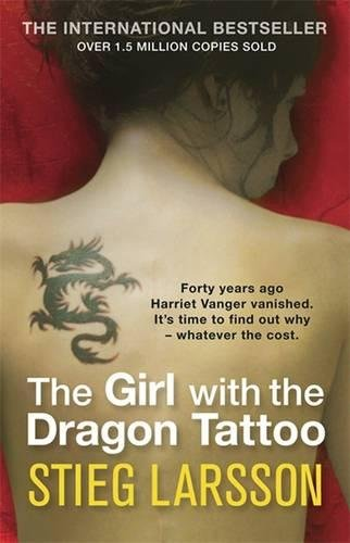 The Girl with the Dragon Tattoo (Millennium Trilogy Book 1), Larsson, Stieg