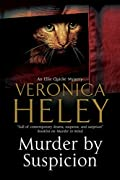 Murder by Suspicion by Veronica Heley