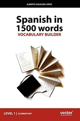 Spanish In 1500 Words, Vocabulary Builder