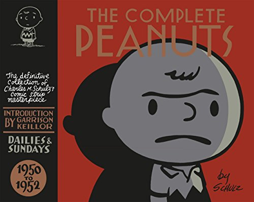 Complete Peanuts 1950 -1952 (v. 1)