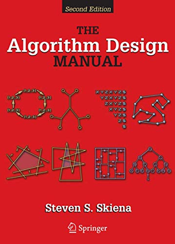 The Algorithm Design Manual Book Cover Picture