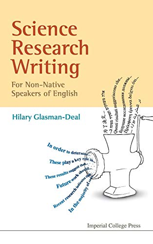 Technical writing books engineering research guides at case science research writing for non native speakers of english by hilary glasman deal fandeluxe Choice Image