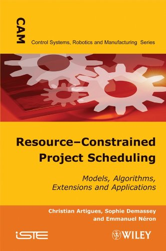 PDF Resource Constrained Project Scheduling Models Algorithms Extensions and Applications