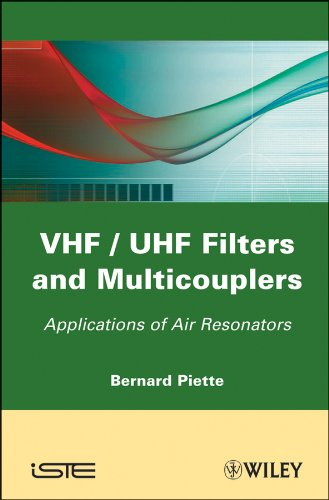 PDF VHF UHF Filters and Multicouplers Application of Air Resonators