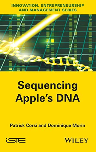 PDF Sequencing Apple s DNA Innovation Entrepreneurship and Management