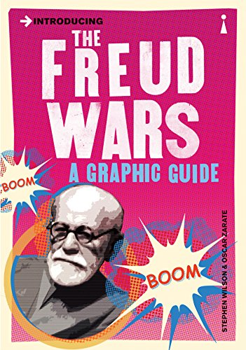 Introducing The Freud Wars: A Graphic Guide (Introducing Grapic Guide)