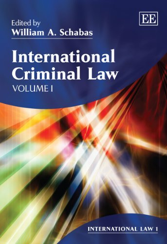 International Criminal Law (International Law Series)