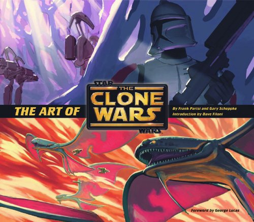 Art of Star Wars the Clone Wars (Star Wars Clone Wars)
