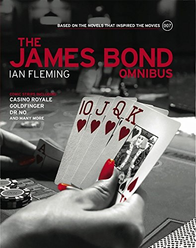 The James Bond Omnibus cover