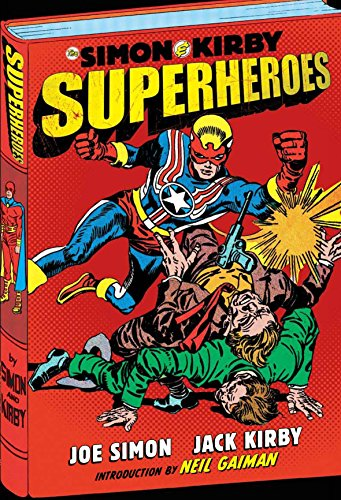 The Simon & Kirby Superheroes cover