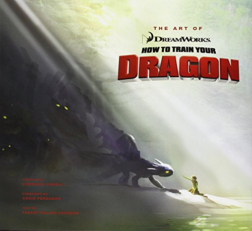 Art of How to Train Your Dragon (How to Train Your Dragon Film)