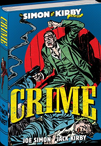 The Simon and Kirby Library: Crime cover