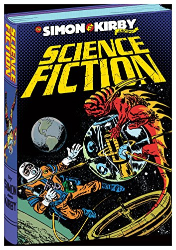 The Simon & Kirby Library: Science Fiction cover