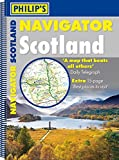 Philip's Navigator Scotland (Road Atlas)