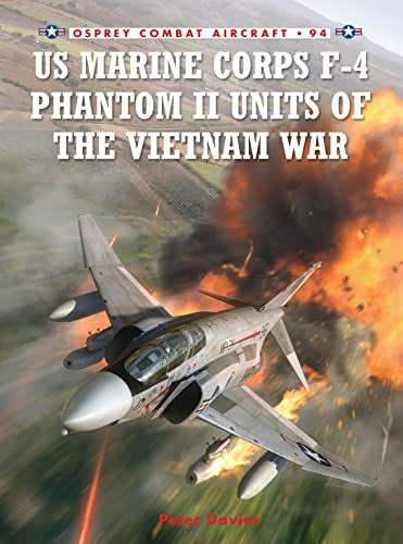 PDF US Marine Corps F 4 Phantom II Units of the Vietnam War Combat Aircraft